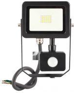 Projecteur LED 10W Détecteur de présence