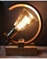 Ampoule Déco Triangle Ambrée LED 4W