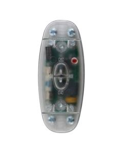 Variateur à Main mini LED transparent