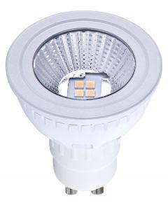 Spot LED 5W Gu10 2700K 300Lm 70° Dim.