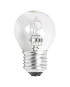 Ampoule Sphérique Eco halo 19W E27 Claire 2700k
