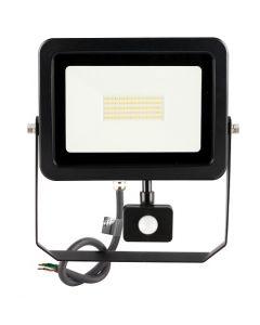 Projecteur LED 50W Détecteur de présence Extra Plat