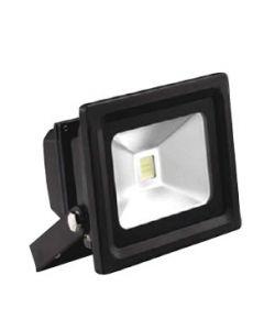 Projecteur LED 10W Blanc froid - Noir