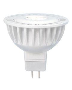 Ampoule Spot LED Gu5.3 - 8W 12V Blanc chaud 60° - Blanc