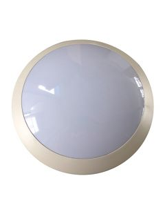 Plafonnier LED IP66 20W 4000K 1800lm 160° - blanc