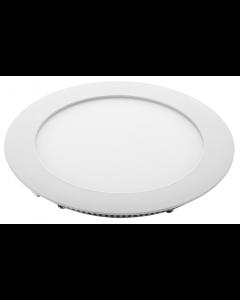 Encastre LED 180mm 12W 3000k 960lm Blanc 120°