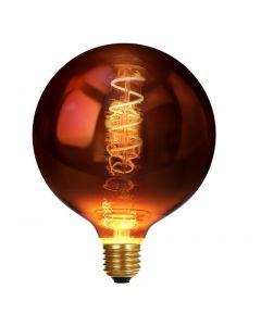 Ampoule LED Déco Cuivrée E27 4W