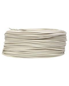Câble Equipement interne 1X0.75 (couronne de 100m) - Blanc
