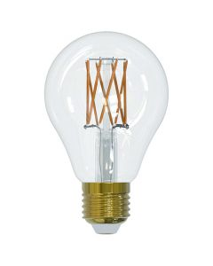 Ampoule filament LED 8W E27 Blanc Chaud 1055Lm dimmable Claire