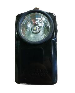 Lampe de poche Vintage LED Métal Noire