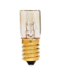 Ampoule Tube E14 signalétique incandescence 10W E14 2750k 75lm