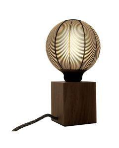 Ampoule LED Déco Globe Imprimé Motifs Quartiers