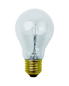 Standard A60 Eco-Halo 30W E27 2750K 410lm Dimmable Claire - 163089