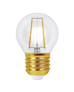 Sphérique G45 Filament LED 4W E27 4000K 440Lm Cl.