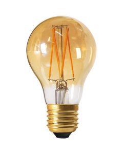 Ampoule Filament LED 6W E27 Blanc Chaud 580Lm Ambrée