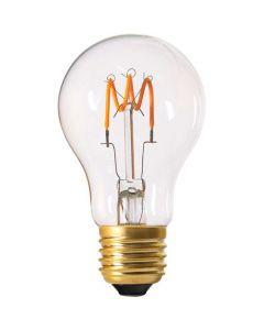 Ampoule Standard A60 Filament LED LOOPS 3W E27 2200K 170Lm Claire