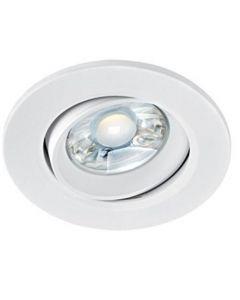 ARIC - Elody Encastré LED 10W 1000lm Blanc froid- Blanc