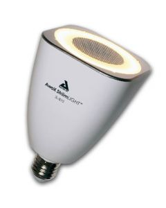 Ampoule musicale Bluetooth E27 AwoX StriimLIGHT Blanche