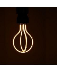 "Ampoule ""Mandarin"" Filament LED 8W E27 Blanc chaud 480Lm"