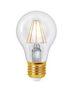Lot de 2 Ampoules Standard Filament LED 4W E27 Blabnc chaud 440Lm