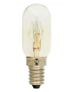 "Ampoule Lampe Tube ""Machine à Coudre"" Incan. 25W E14 2750K 130 Dim."