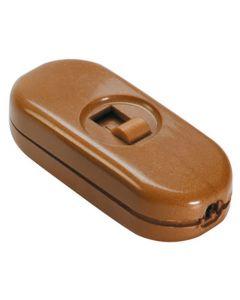 Interrupteur à curseur bipolaire à main - Or