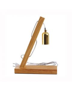 Luminaire en bois Axel Douille E27 40W max