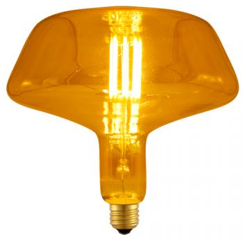 Ampoule 'OVNI' Filament LED 6W E27 Blanc doux Dimmable