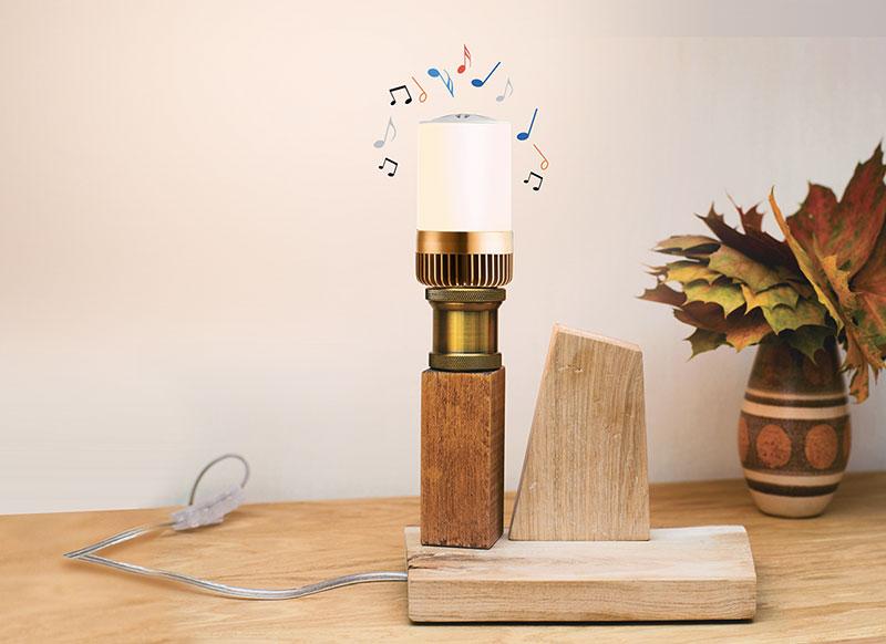 lampe connectée